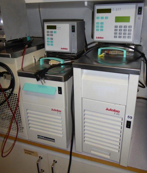 Julabo F12 and F25 Circulating Cryostat Baths