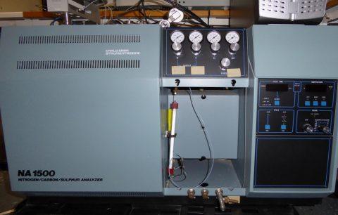 Carlo Erba NA 1500 NCS Analyzer incl Autosampler and Software