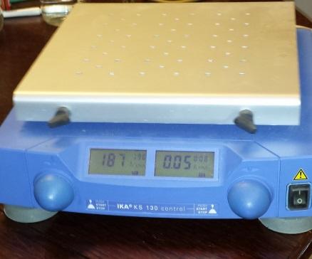 IKA KS 130 Control Orbital Shaker