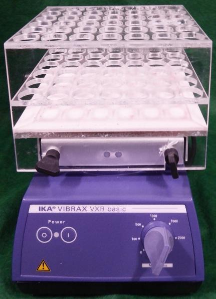 IKA Vibrax VXR Tube Shaker