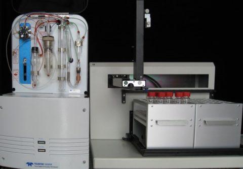 Phoenix 8000 Laboratory UV-Persulfate TOC Analyzer