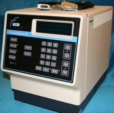 ESA Coulochem II mod. 5200A electrochemical HPLC detector