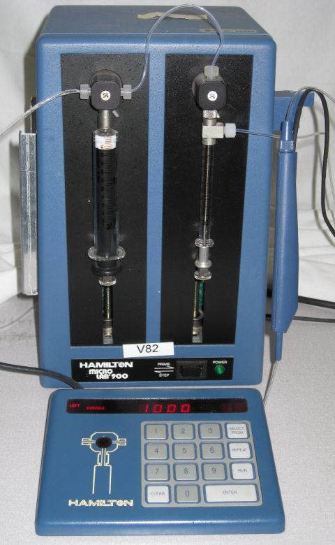 Hamilton Micro Lab 900 dilutor-dispenser