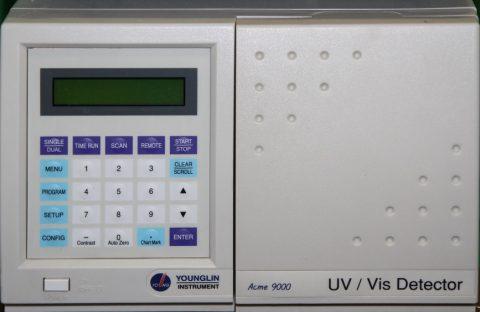 Younglin 9000 Programmable UV-VIS Detector
