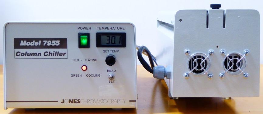 Jones 7955 (later model) Column Heater-chiller