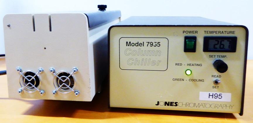 Jones 7955 (older model) Column Heater-chiller