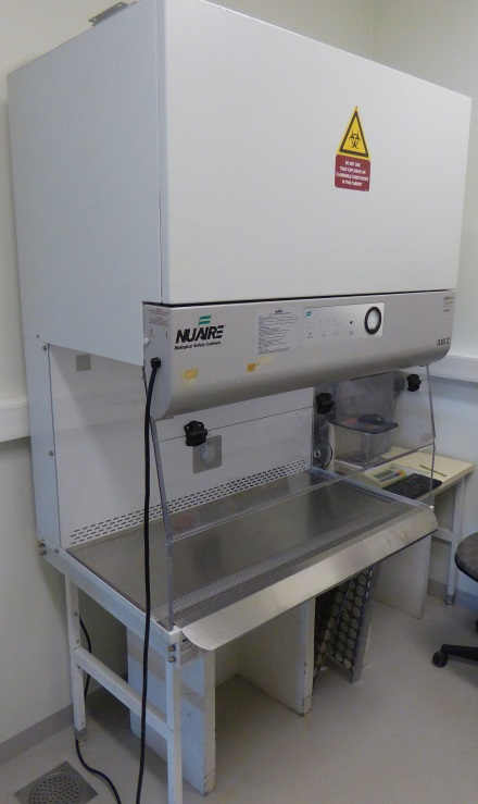 Nuaire Class II Safety Cabinet