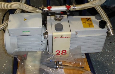 Edwards 28 High Capacity Vacuum Pump