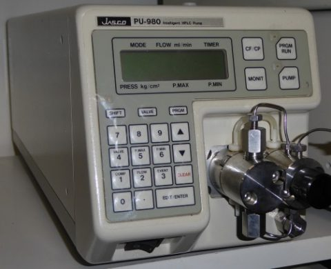 Jasco 980 HPLC Pump
