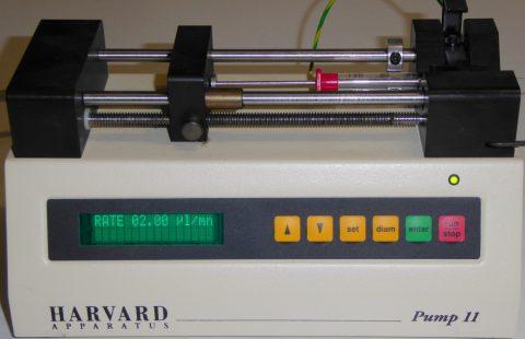 Harvard Syringe Pump II