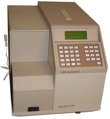 LDC SM 5000 3-ch UV Detector