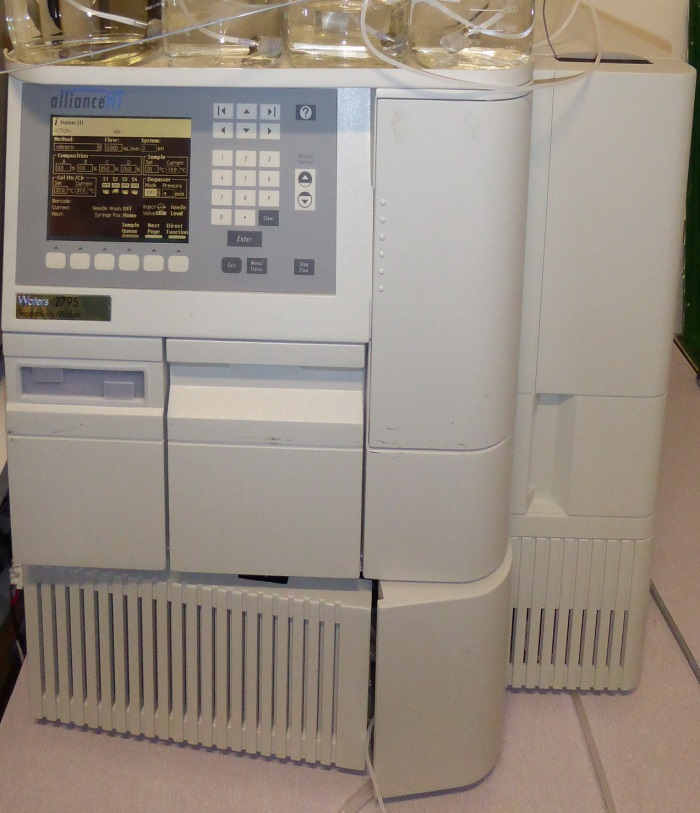Waters Alliance HT including column oven